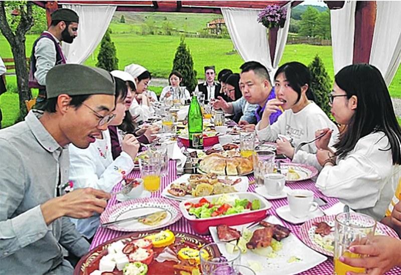 Kineskinje za upoznavanje beograd