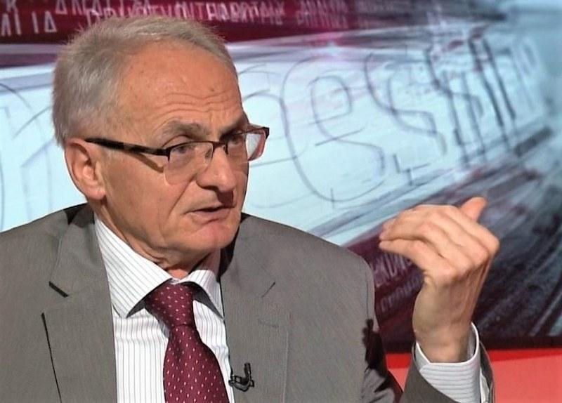 Branko Perić: Panika u centrima političke i pravosudne moći